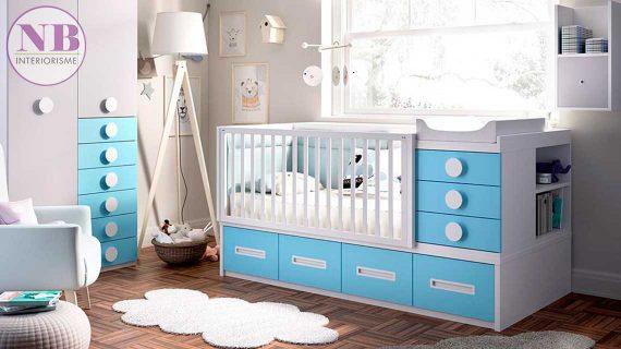 Tendencias mueble infantil 2017