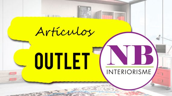 Productos Outlet!